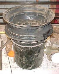 how to make a coal forge. e-z blacksmithing coal forge - it doesn\u0027t get much easier than this to make how a