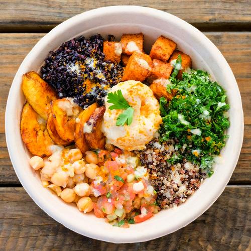 Order Now della bowls Healthy bowls, Affordable food, Bowl
