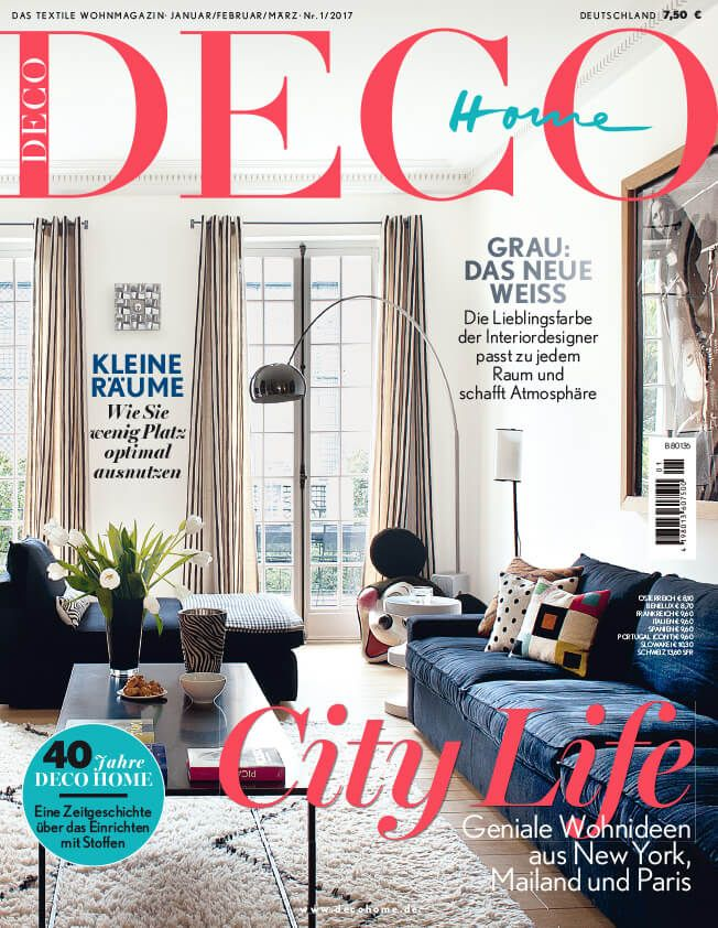 City-Life: Das ist DECO HOME 1/17 | Pinterest | Jubiläum, Mailand ...