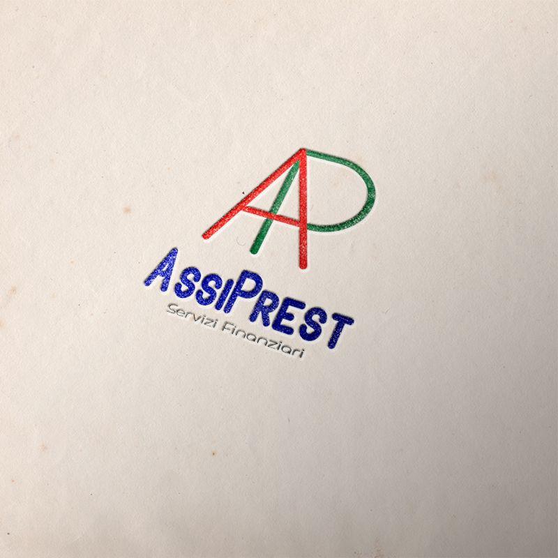 Progettazione Logo Associazione Prestiti. - AssiPrest #logo #logodesign #grafica #web #crearelogo @graphiCreation