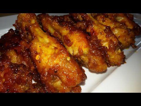 جوانح الدجاج بصلصة الباربكيو Chicken Bbq Sauce Cooking Food Chicken Recipes