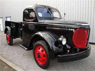 1946 REO Speedwagon  | Cool Trucks | Pickup trucks, Trucks