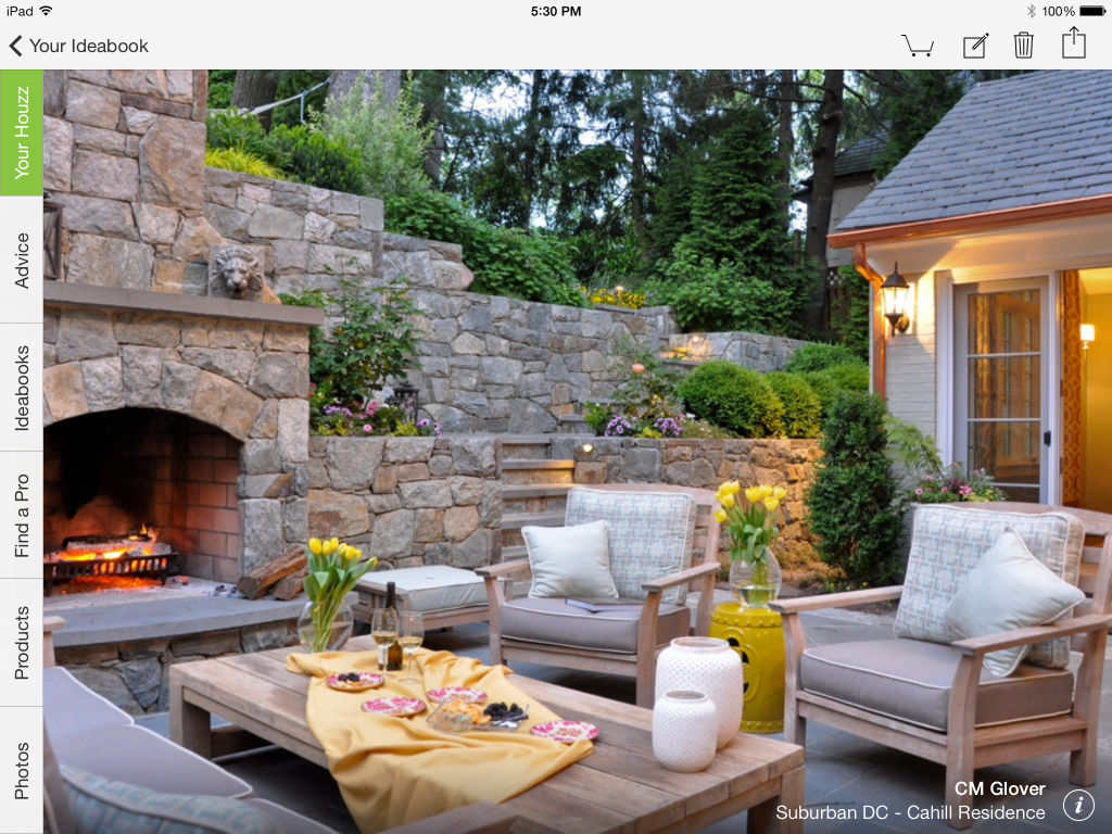 Houzz Study Shows Clients Want More Outdoor Remodel Outdoor