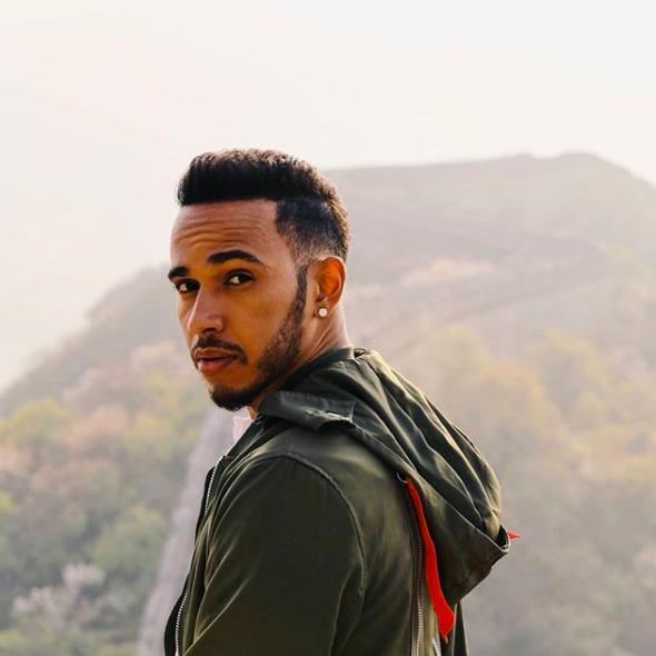 Sportler Frisuren Lewis Hamilton Sportler Frisuren Sommer