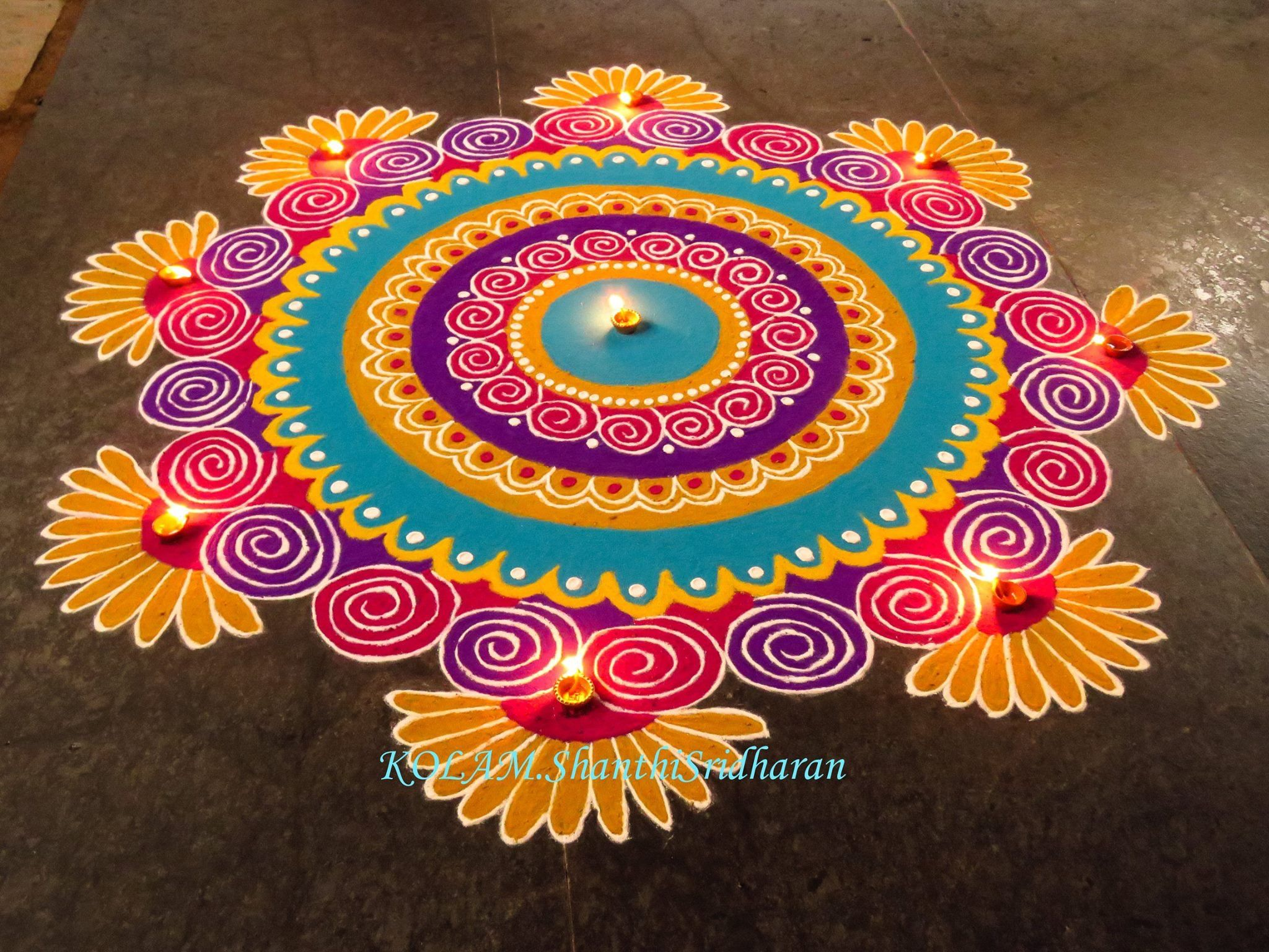 Pin By Shakila Raj On Rangoli Pinterest Rangoli Designs