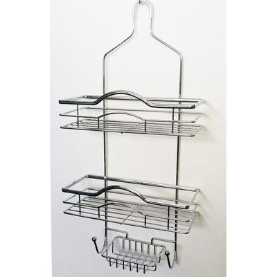 Jollen Home Creation Arch Wall Mounted Shower Caddy Finish ...