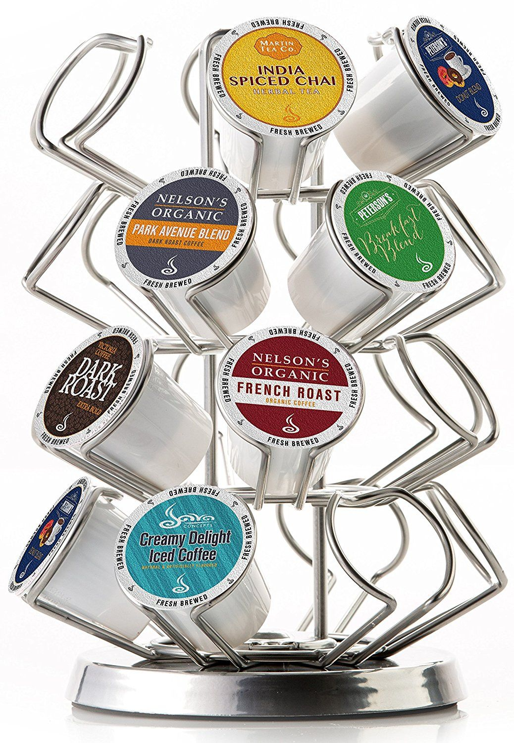 Java Concepts KCup 24 Count Deluxe Steel