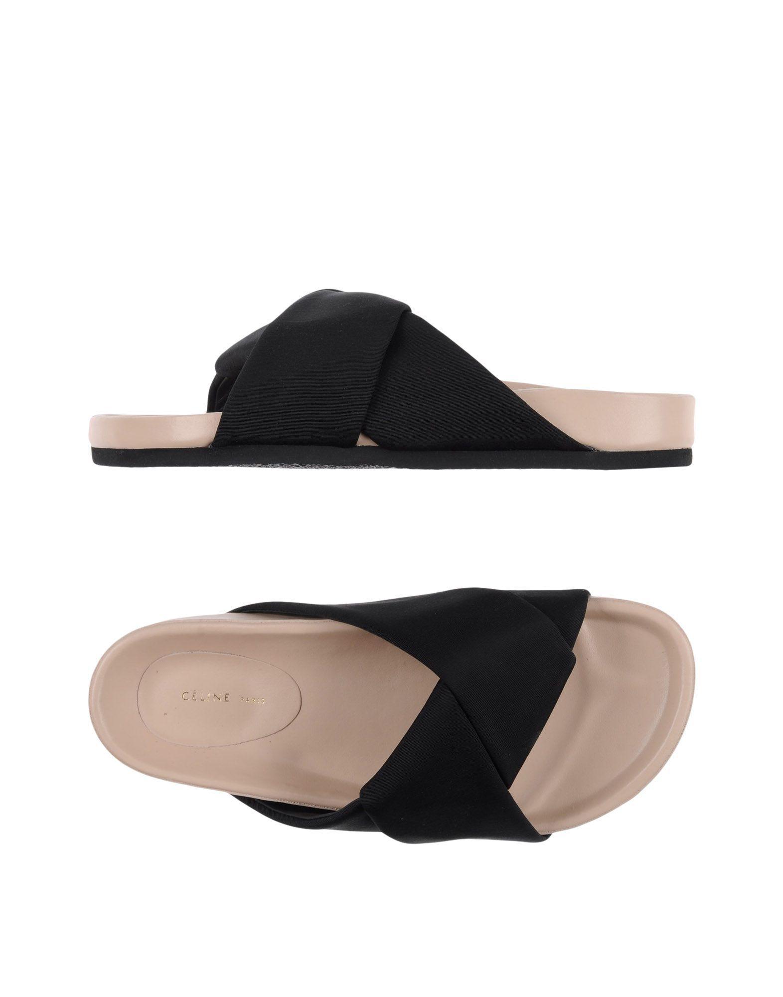Céline Women Sandals on YOOX. The best
