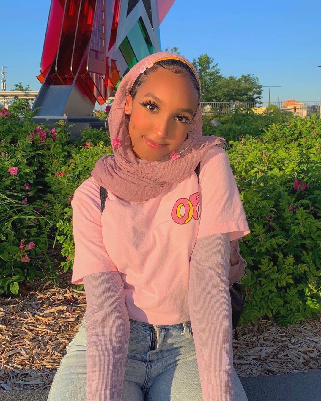 Zahra A Fardos Z Fardos على Tiktok Inspired By Muslim Girl Like And Follow Thisisquitting Leapday Got2bstyled Quickcuts Gaya Hijab Jilbab Sederhana