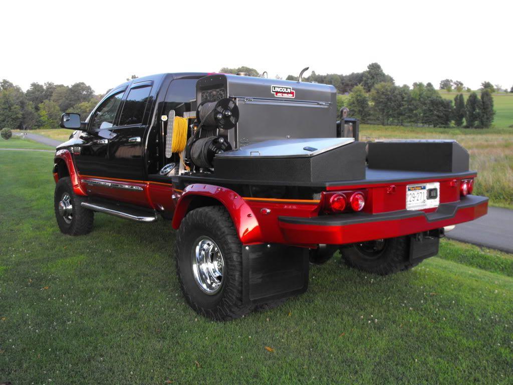 Welding Bed Ideas Welding Truck Bedding Welding Trucks Welding