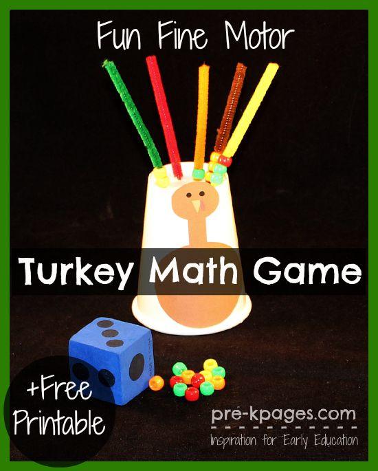 The best thanksgiving math ideas on pinterest