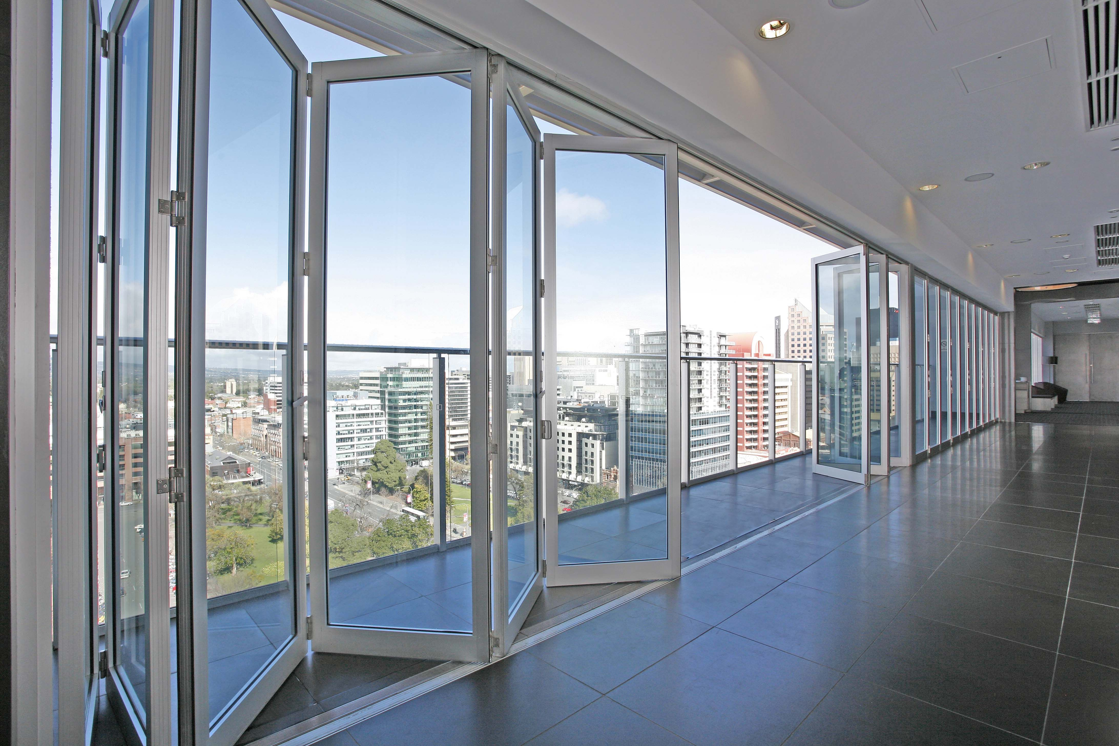 Series ViewMASTER BiFold Door Creates Lasting View By - Building architectural windows