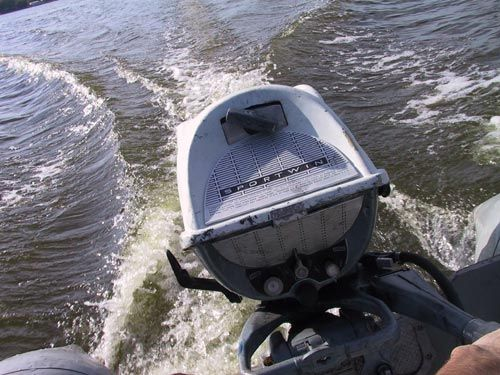 10 hp Evinrude Sportwin Outboard Boat Motor For Sale | Boat motors