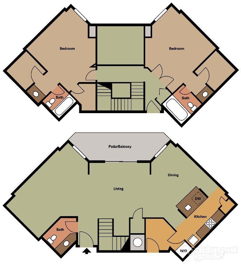 Apartments Elmhurst Il 60126 Apartments For Rent Backyard House Miami Apartment Small House Plans