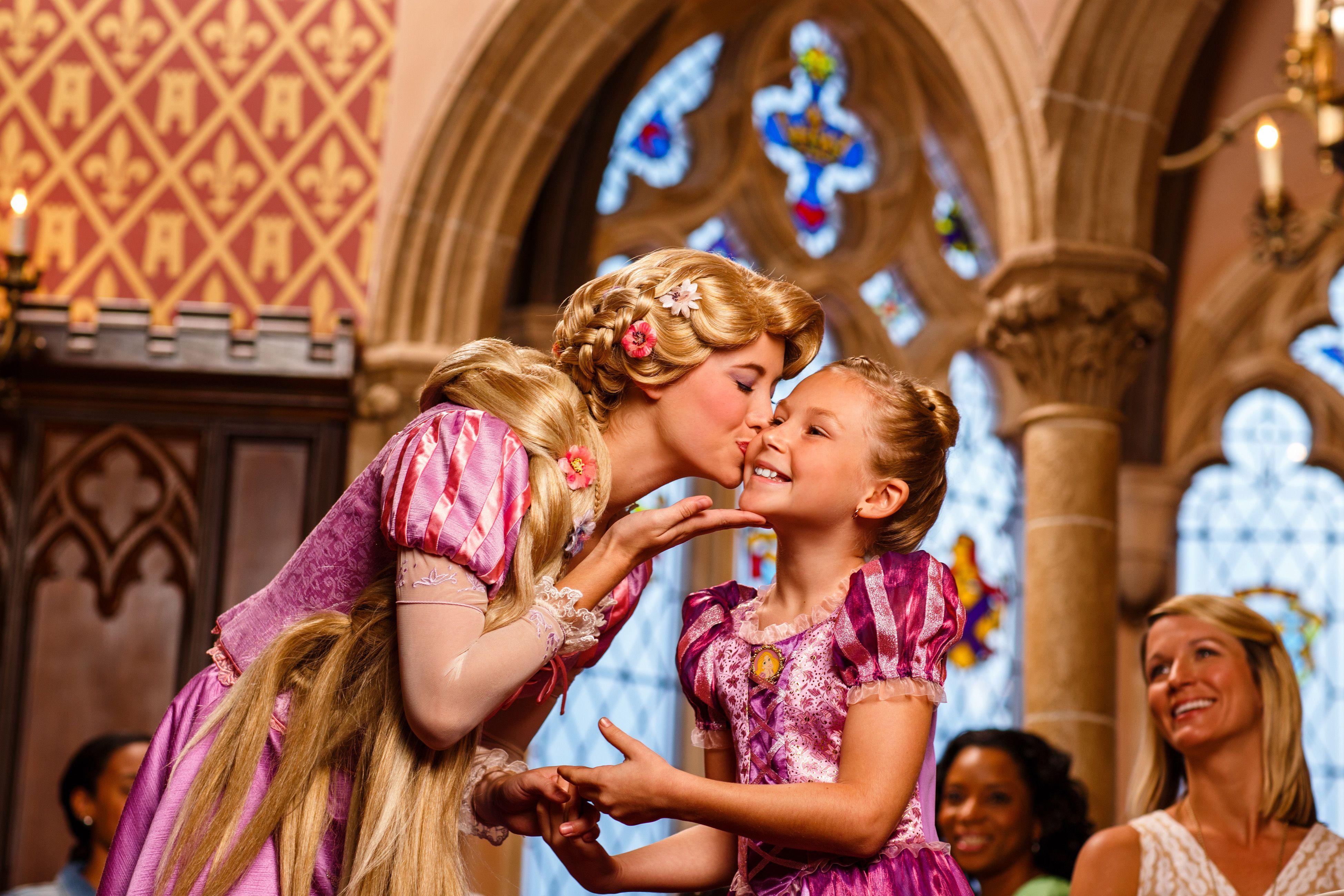 Cinderella's Royal Table at Walt Disney World