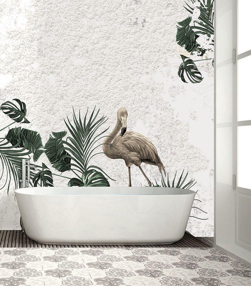 Fibra Glass And Fibra Tex By Instabilelab The Waterproof Wallpaper Wallpaper Glass Decor Bathroom Wallpaper