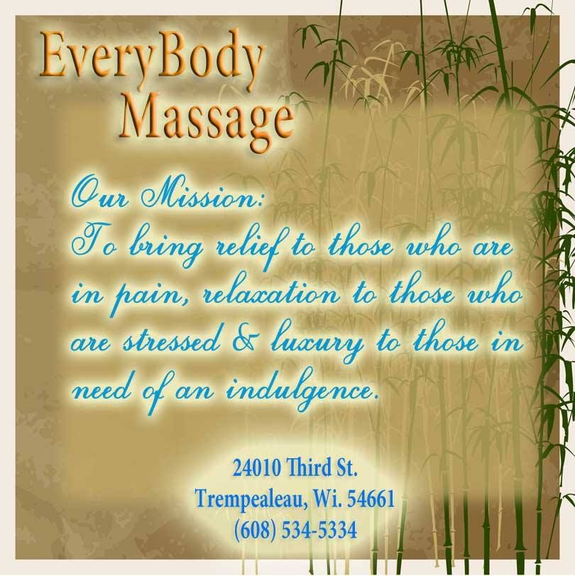 Everybody Massages Mission Statement Remember To Give Yourself