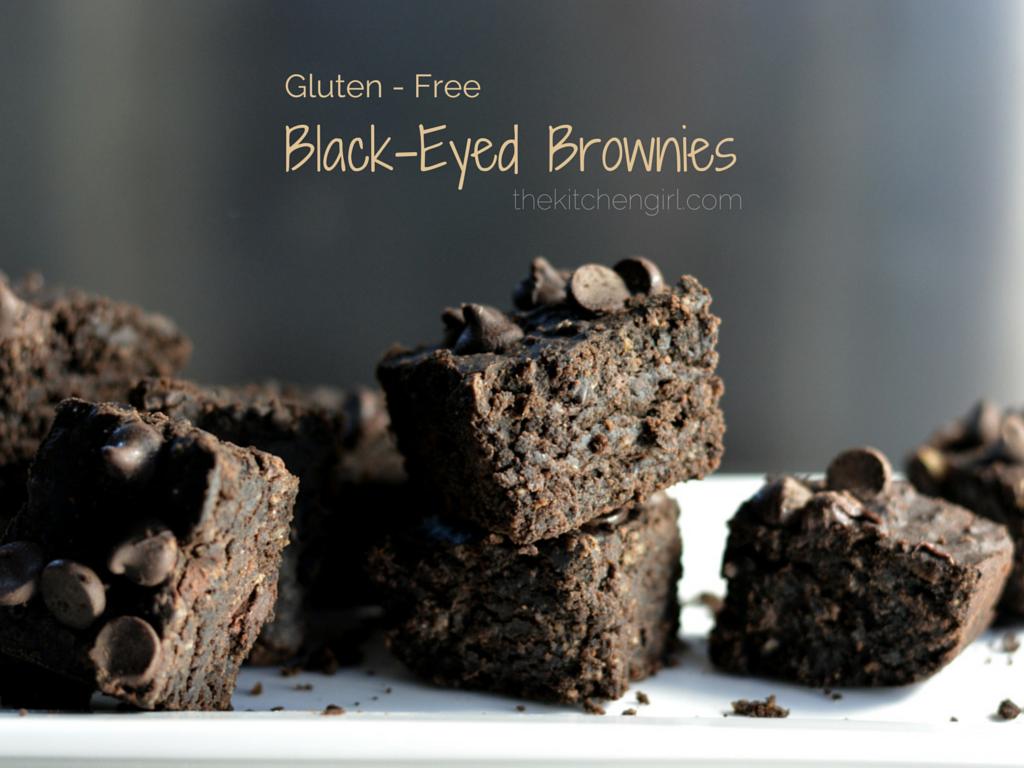 'Junk Foods' 2. Healthy Dark Chocolate Brownies