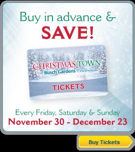 2ac7dc294665b9b70a83bcfaec2365f5 - Christmas Town Busch Gardens Tampa 2018