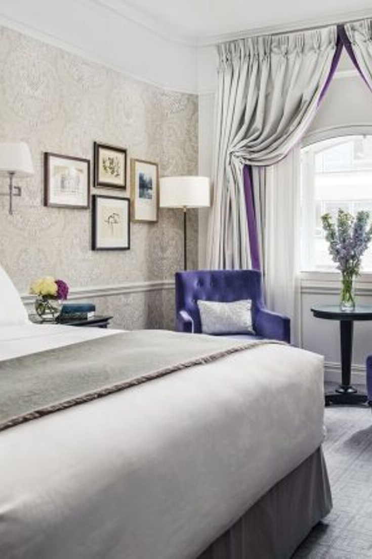 The Terrace Suite at The Langham London Marylebone