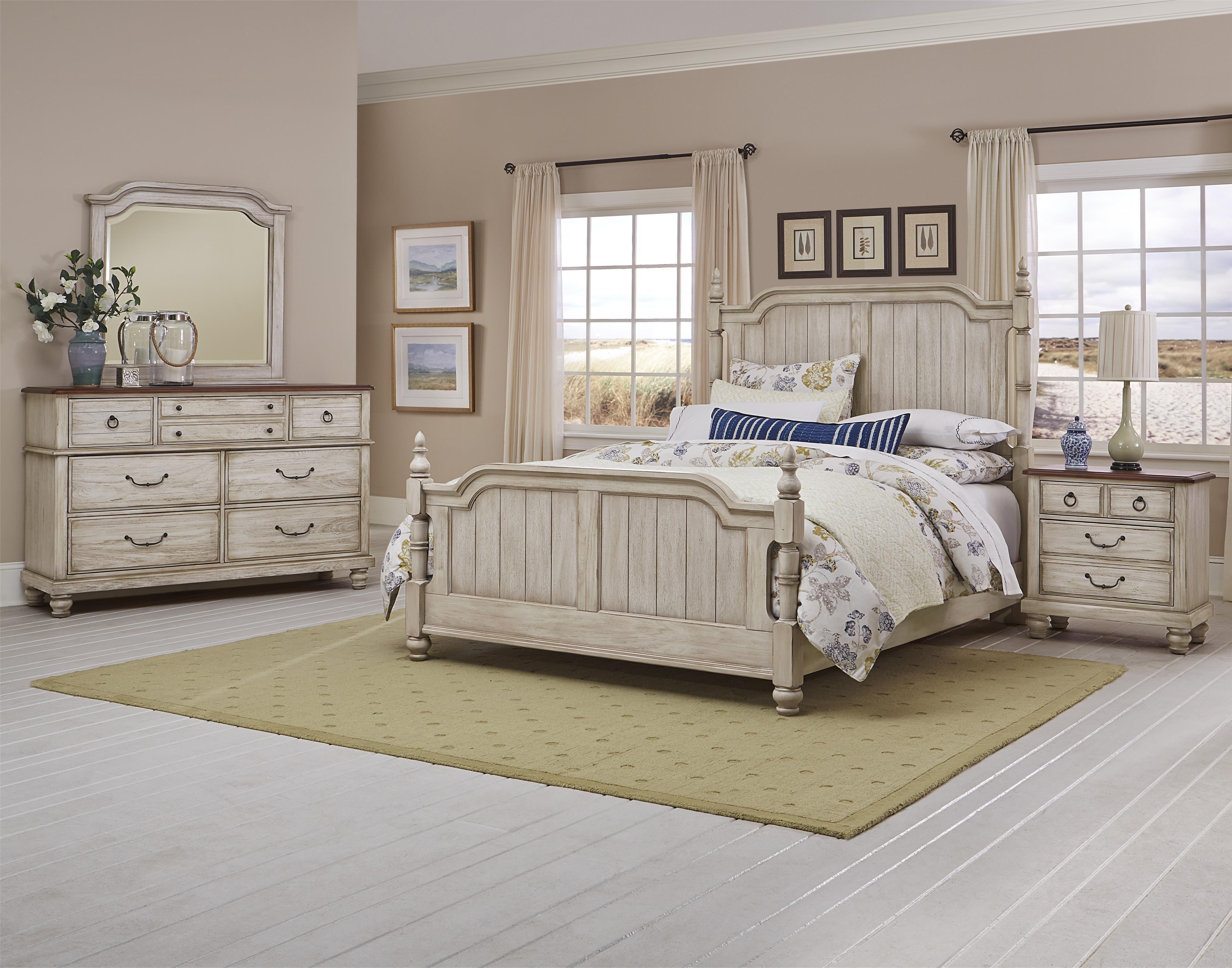 Arrendelle Queen Bedroom Group by Vaughan Bassett