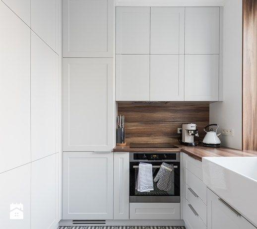 Beautiful Small White Kitchen Tiles
