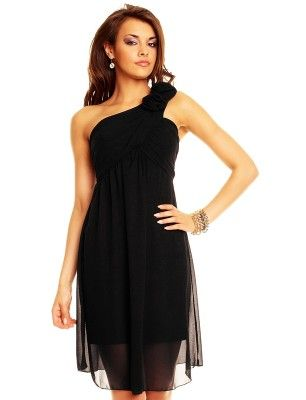 Vestido fiesta Charms Paris black