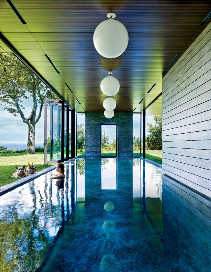 7 Of The Best Indoor Swimming Pools For Fall/Winter Dream Home