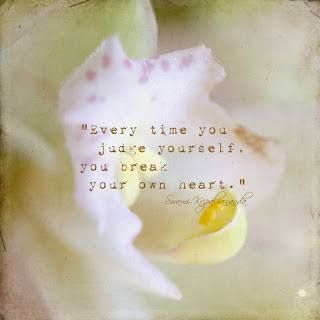 You Break Your Own Heart. Love Yourself QuotesSelf ...