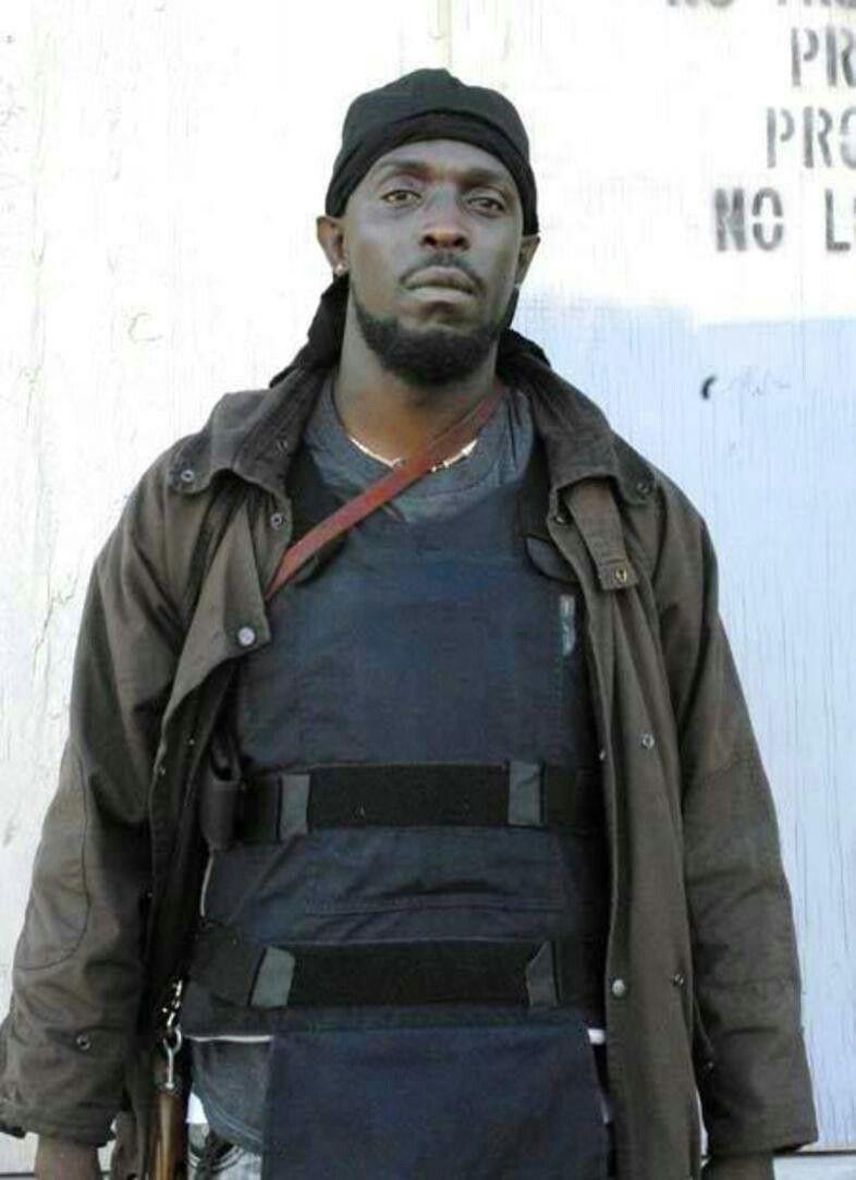 """The Wire"". Omar Devon Little (Michael K. Williams)"