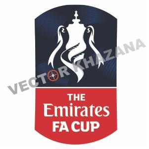 The Emirates Fa Cup Logo Vector Cup Logo Vector Logo Fa Cup