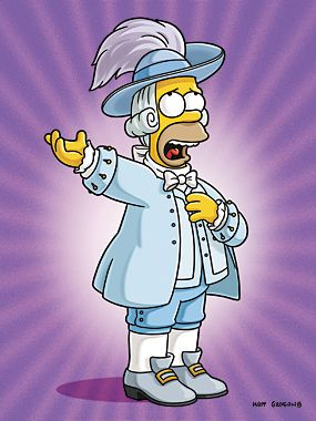 The Homer of Seville (Promo Picture).