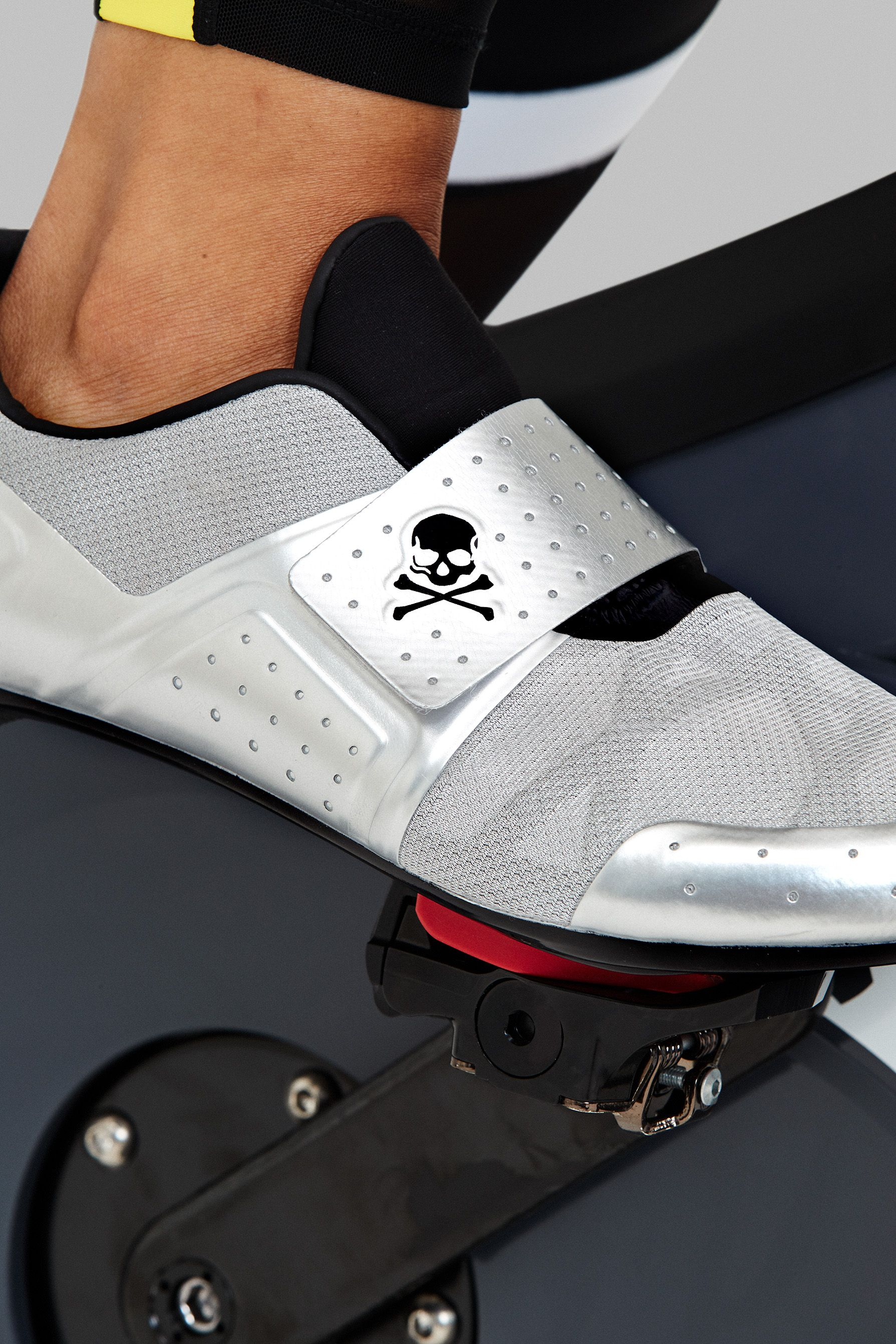 e9d5ab29f11 Silver Legend Cycling Shoe - SoulCycle Shop