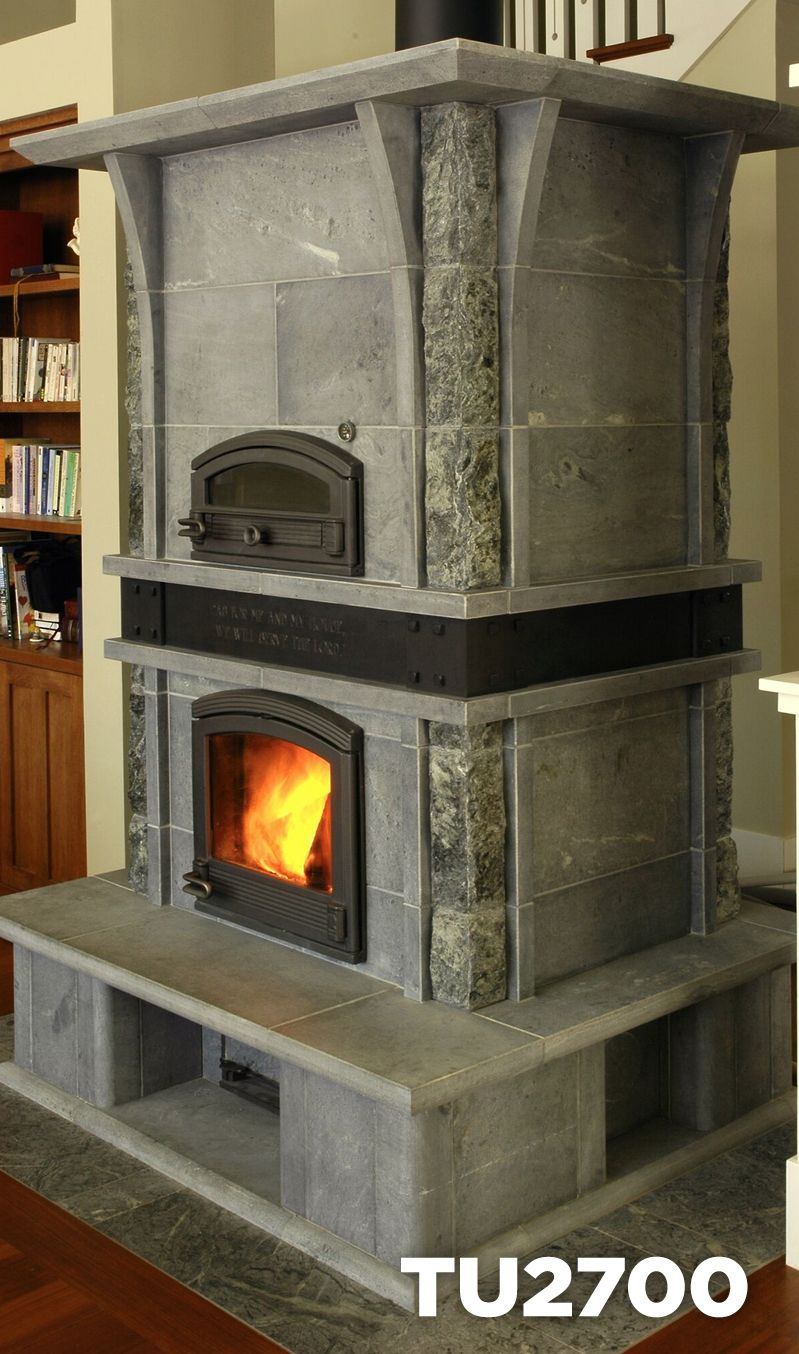 Tulikivi Fireplace Portland Oregon Soapstone Fireplace