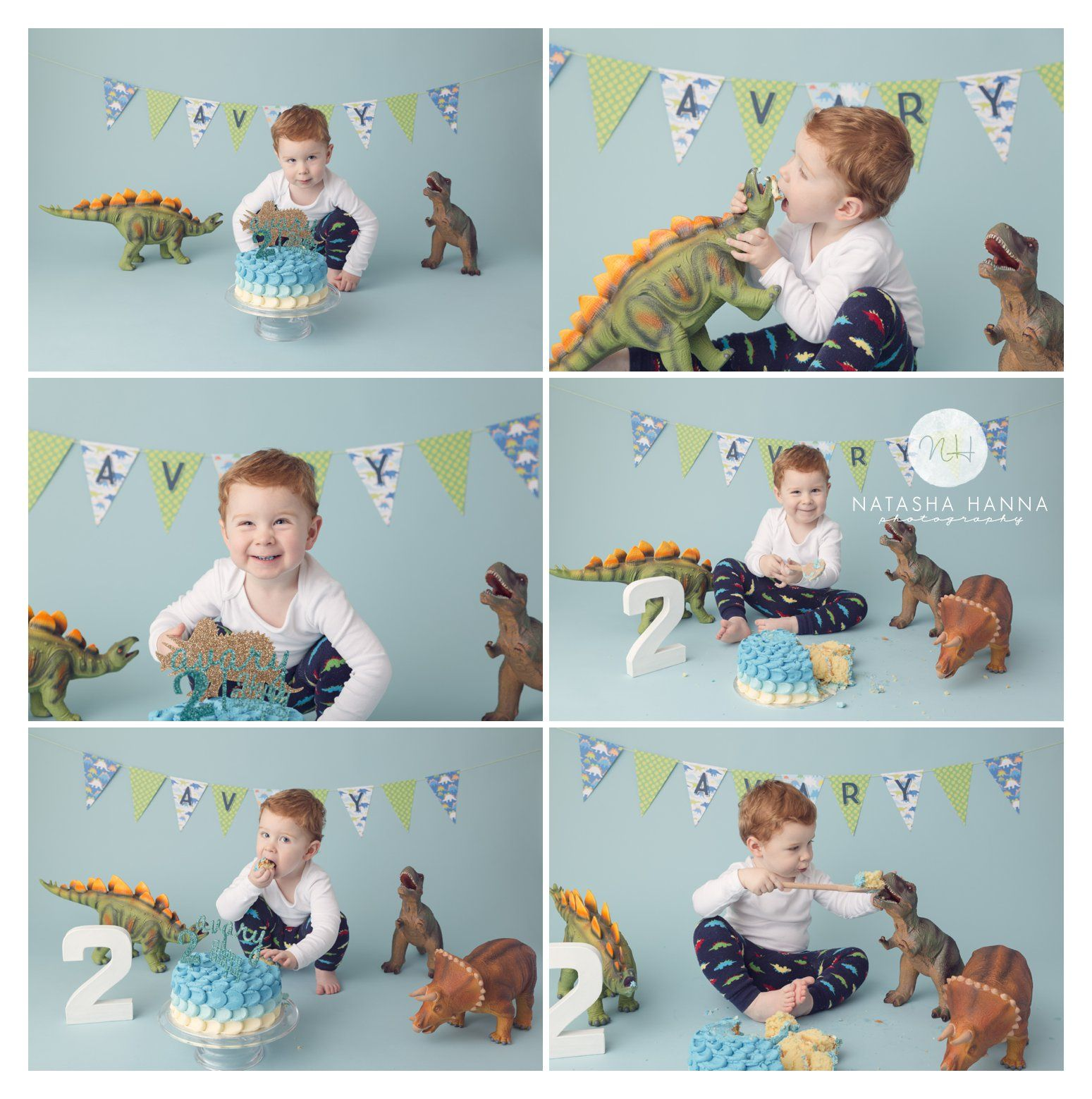 Cake Smash Photography