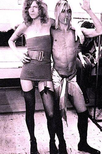David Bowie's Rare Fashion Disasters: A Career Retrospective