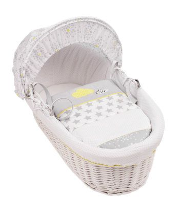 Baby K Moses Basket | Baby Oliver | Pinterest