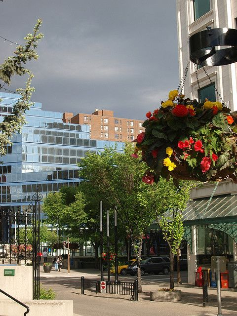 Downtown - Calgary, Canada