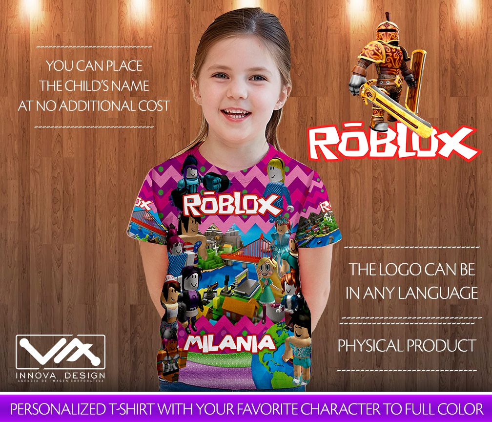 Roblox Birthday Shirt Roblox Custom Shirt Roblox Personalized