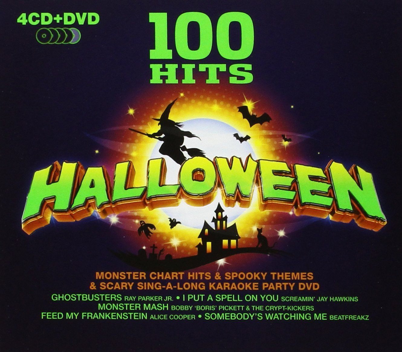 100 Hits - Halloween By Various Artists (Artist) | Pinterest