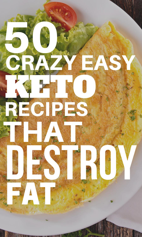 Photo of 50 einfache Keto-Rezepte, die Sie umdrehen werden | Olivia Wyles