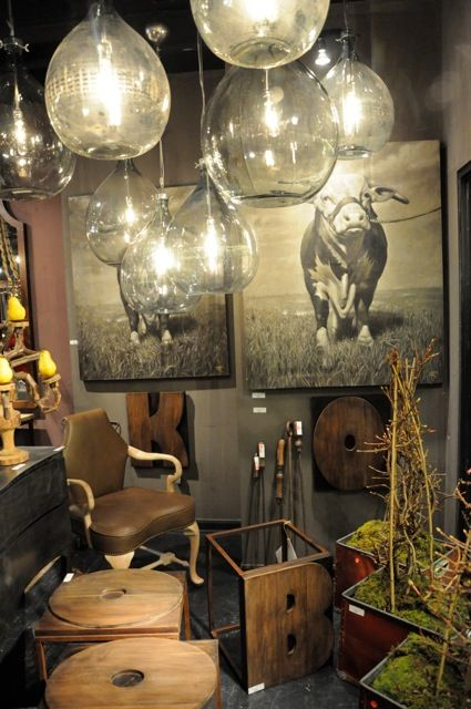 Beautiful lighting!!! peddlers home design | AmericasMart Blog ...