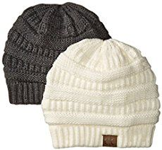 2e307db0c70 The Stripey Knit Slouchy Beanies are the latest free knitting pattern from  Moogly - with sizes