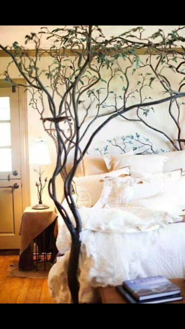 Nature Inspired Bedroom, Garden