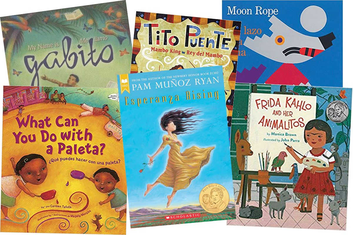 How To Celebrate Hispanic Heritage Month In Your Library