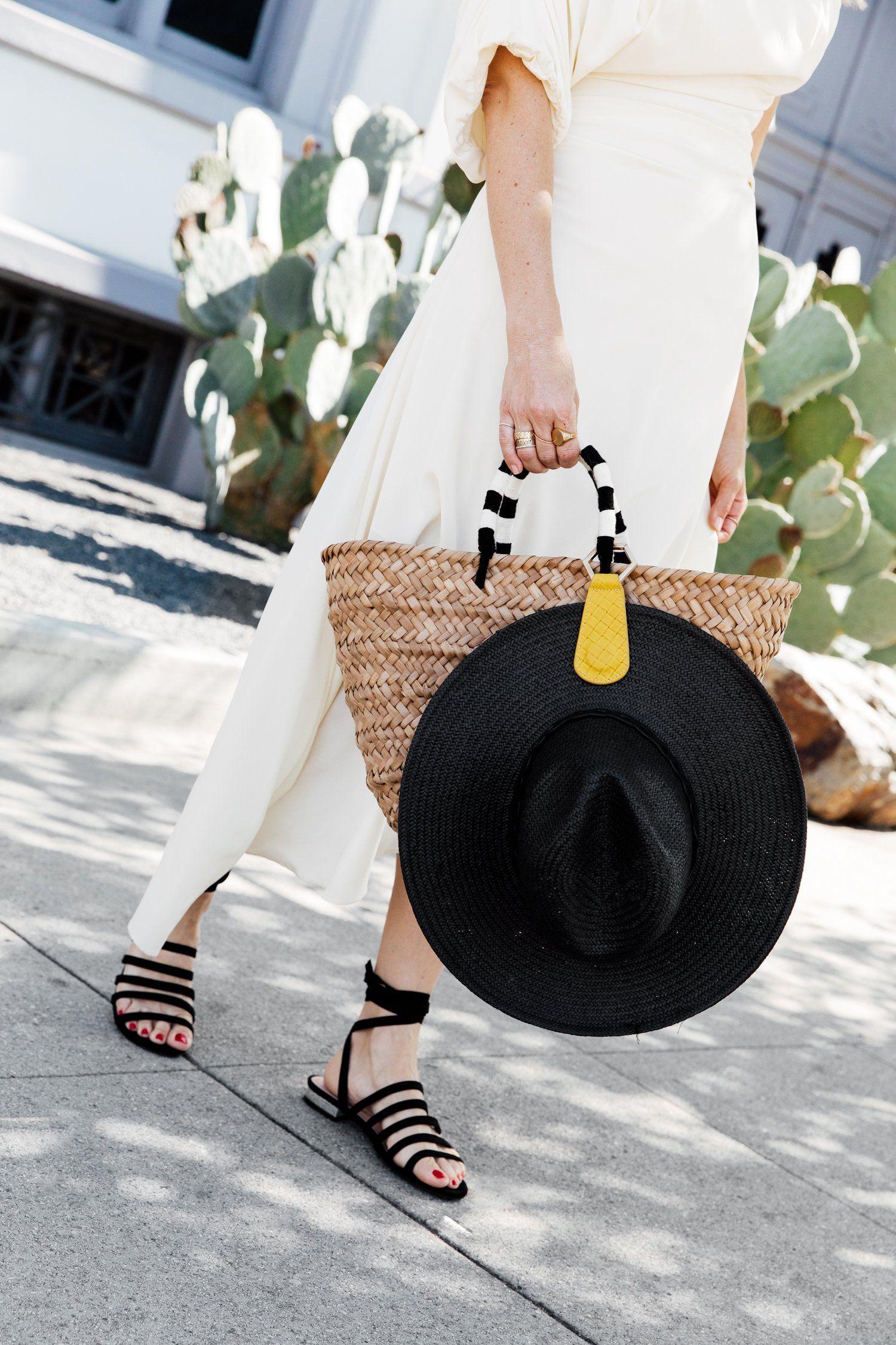 The Drop Toptote Hat Holder Lindsay Albanese In 2021 Handbag Straps Hat Holder Leather Protectant