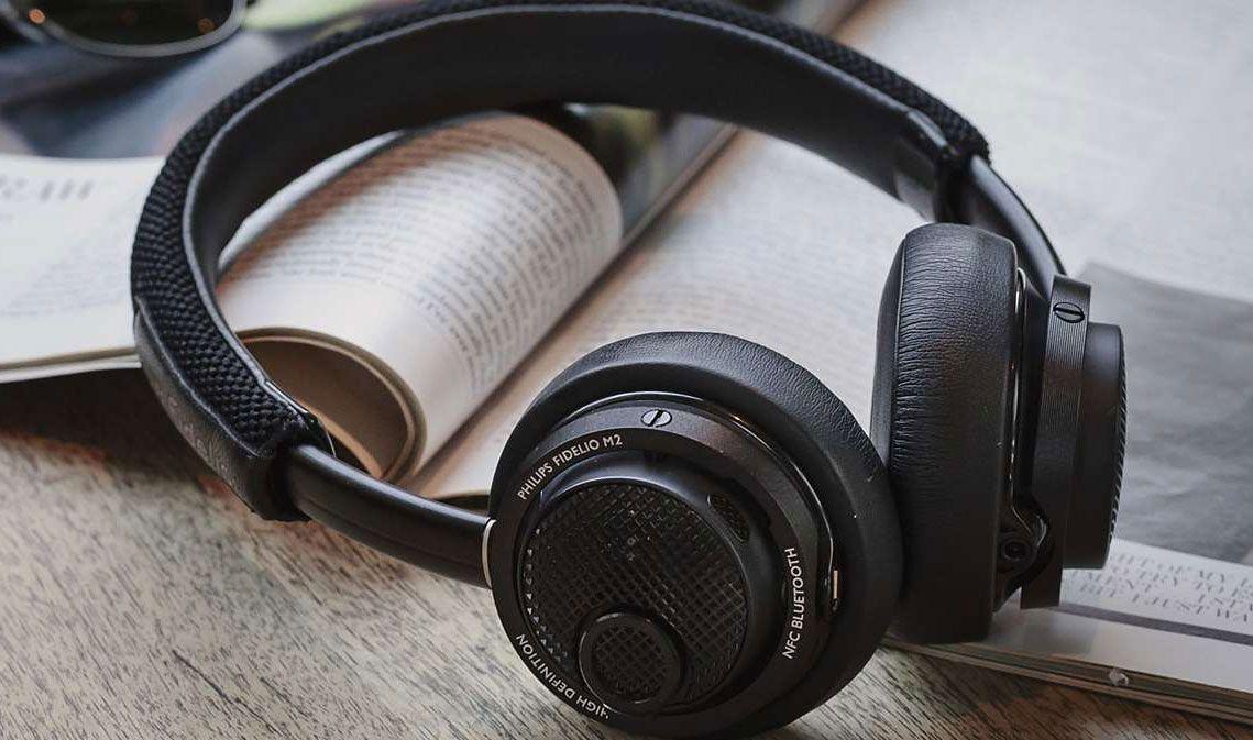 Philips Fidelio M2bt The Best Wireless Gym Headphones Best Over Ear Headphones Headphones In Ear Headphones