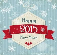 Happy New Year Photo Card For Facebook