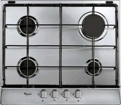 Prezzi e Sconti: #Whirlpool akr 350/ix piano cottura incasso ad Euro ...