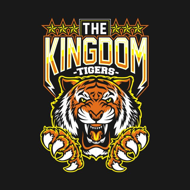 Check out this awesome 'The Kindom Tigers Shiva T Shirt